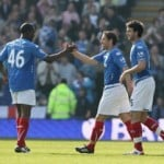 Sowah makes history and Portsmouth boss lauds him
