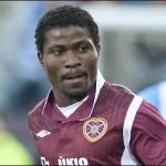 Ghana's Kingston emotional on Hearts exit