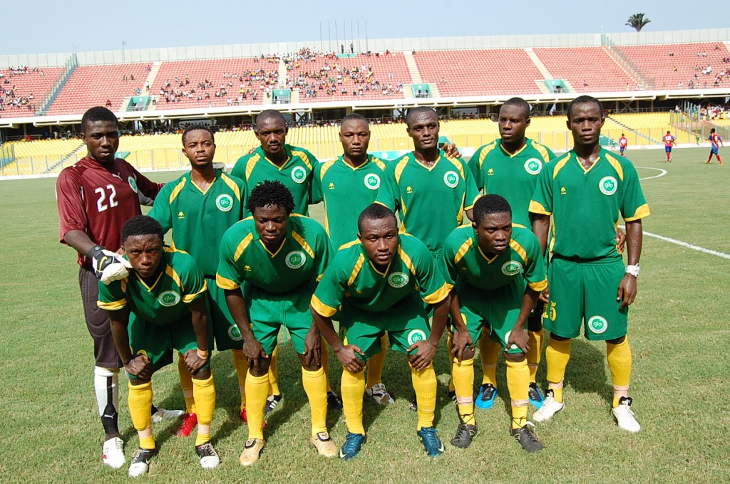 Aduana make history by winning Ghana Premier League