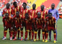 Ghana's World Cup preps get cash boost
