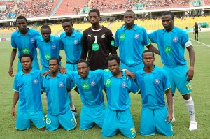 Kotoko face All Stars league play-off
