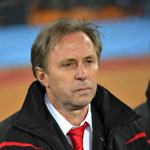 World Cup 2010: Ghana coach Rajevac relaxed over pressure