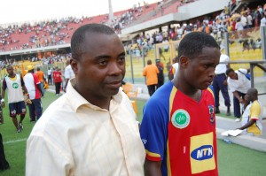 Ebo Mends resigns as Arsenals coach