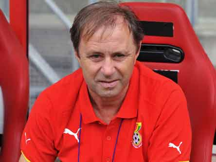 Ghana coach Rajevac prepared to do 2010 World Cup battle without Essien