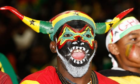 World Cup 2010: Ghana capture the imagination as Africa's dreams die