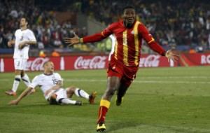 Africans look for silver lining after Ghana's World Cup loss