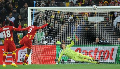 World Cup 2010: Gyan vows to bounce back for Ghana