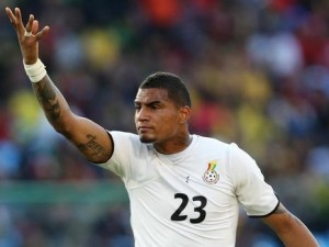 Wage demands could scupper Boateng's Lazio deal