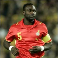 Hamburg enter race to sign Ghana's John Mensah