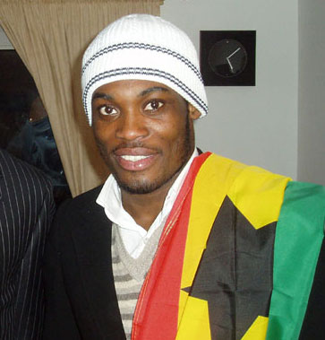 Ghana and Chelsea's Michael Essien top AU post