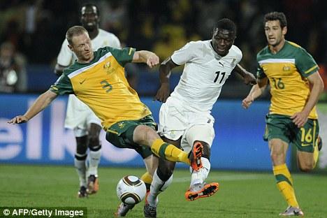 Saudi club to make audacious Muntari offer