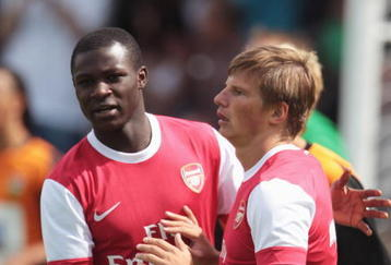 Feature: Arsenal's Frimpong - latest hit by the Curse Of Ghana