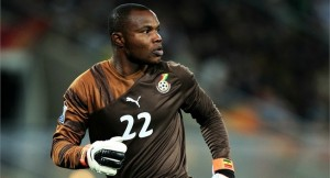 Goalkeeper Kingson to captain Ghana to face South Africa