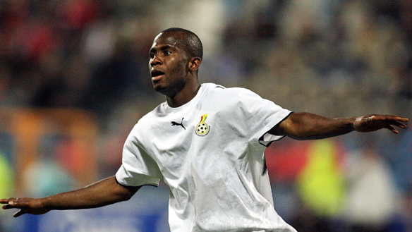 Former Black Stars striker Mathew Amoah urges GFA to consider competence over nationality in search of new Ghana coach