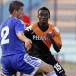 Asare's stolen passport denies him Europa chance