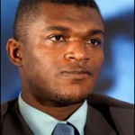 Video: Desailly celebrates when Ghana scored