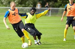 Laryea Kingston completes Vitesse Arnhem switch
