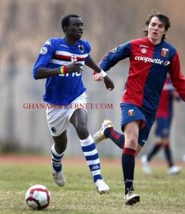 Rabiu Mohammed debuts for Evian TG