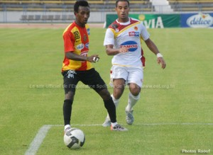 Injury scare for Harrison Afful