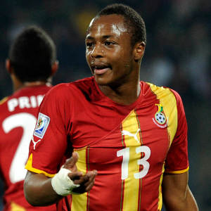 Liverpool sizing up Ayew for January transfer swoop