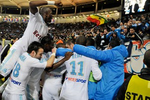 Andre Ayew's magic earns Marseille vital win