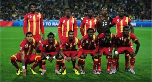 Listless Ghana draw blank with Saudi Arabia