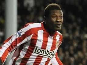 Gyan talks up Sunderland credentials