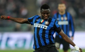 Muntari reiterates Inter commitment