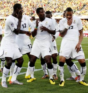 Opinion poll: How do you rate Ghana Football in 2010?