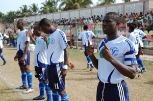 Berekum Chelsea will end first round on top