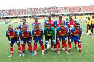 Hearts of Oak to sack ten players