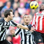 Asamoah Gyan still respects Bent despite leaving Sunderland