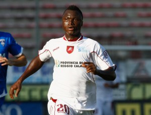 Dominic Adiyiah denies Reggina sack