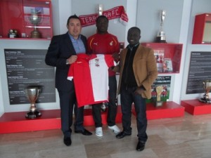 Ghana teenager Addae moves to Terrassa on loan