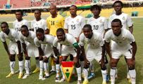 Local Black Stars to play Kenya's National Academy