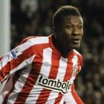 Winter break shock for Asamoah Gyan