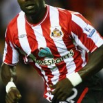 Ghana star John Mensah returns from injury for Sunderland