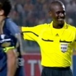 Video: Watch why referee Lamptey was handed a six-month ban by Caf