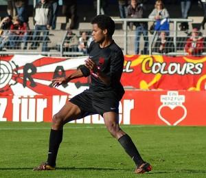 Germany-born whiz kid wants to play for Ghana