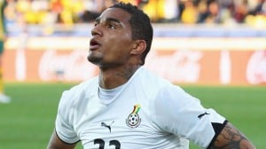 Ghana midfielder Kevin-Prince Boateng is delighted to be back in action after recovering from an injury that kept him out of action for two months.