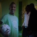Asamoah Gyan signs as Glo ambassador