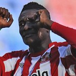 Manchester United to swoop for Asamoah Gyan - report