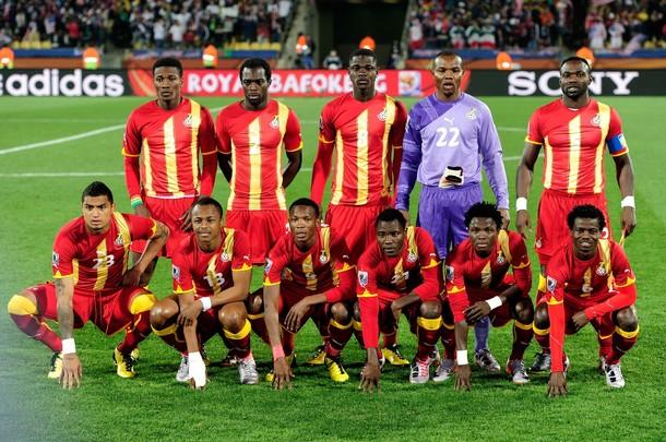 Ghana Black Stars Logo