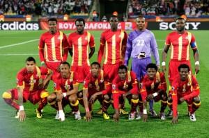 Badu gets starting role against Congo, Muntari dropped
