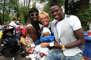 Inkoom's wife wants Black Stars victory as birthday gift
