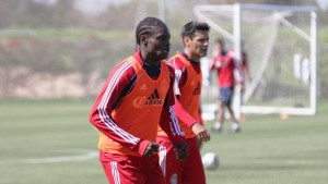 Ghana's Owusu hoping to make mark with Chivas