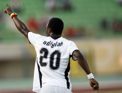 Grieving Adiyiah wants Black Stars to beat Congo for late dad