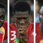 England friendly excites Sunderland's Ghanaian trio