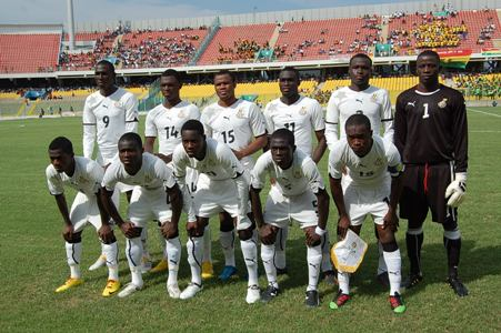 Ghana name preliminary squad for African U20 title defence