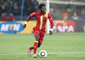 Inkoom says Black Stars ready to 'die' for win over Congo